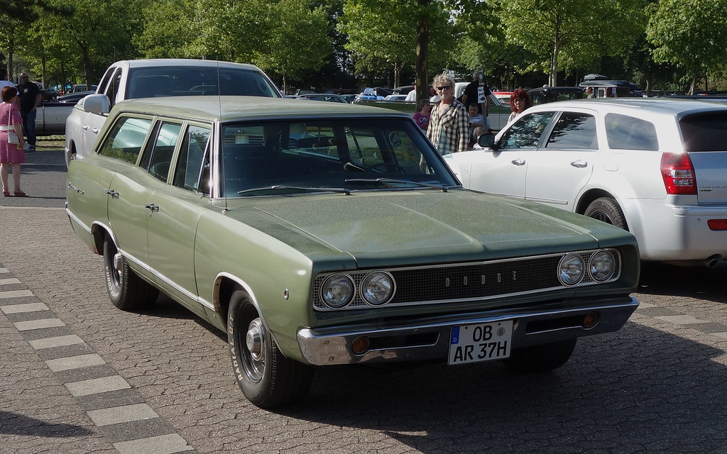 New Dodge Station Wagon >> 1968 Dodge Coronet 440 station wagon | Opron | Flickr