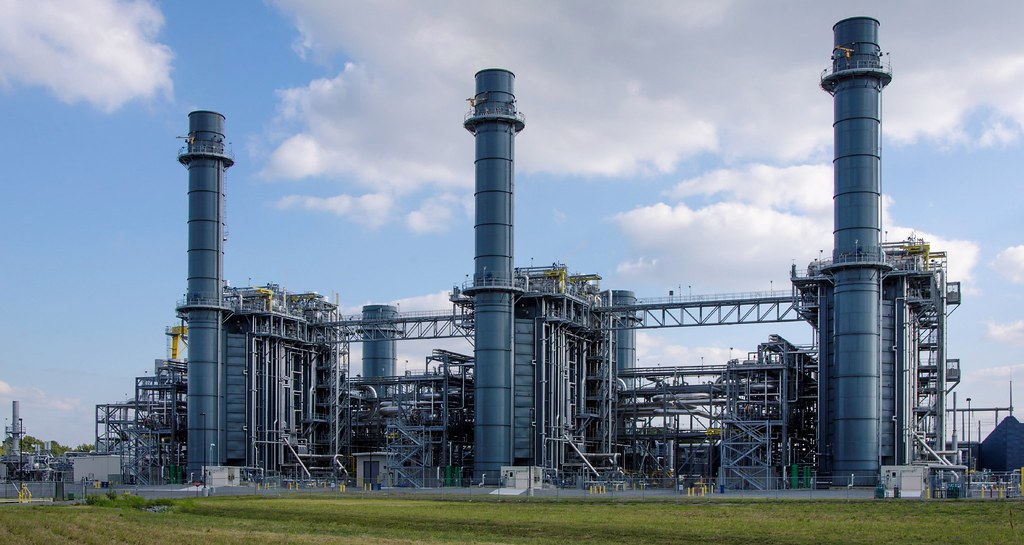 Lee natural gas plant 3 | HF Lee combined-cycle plant ...
