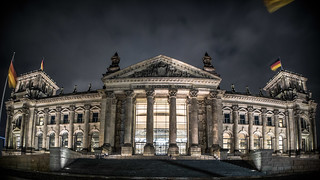 Reichstag | by h3ll94