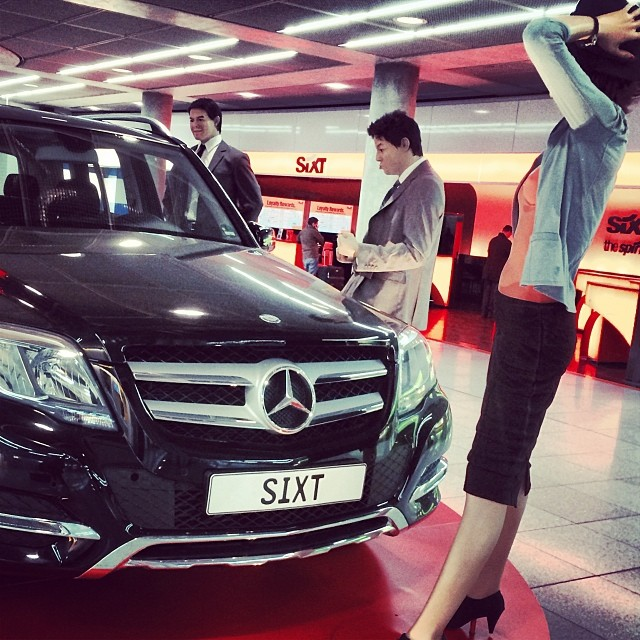 Sixt Car Retnal Reviews