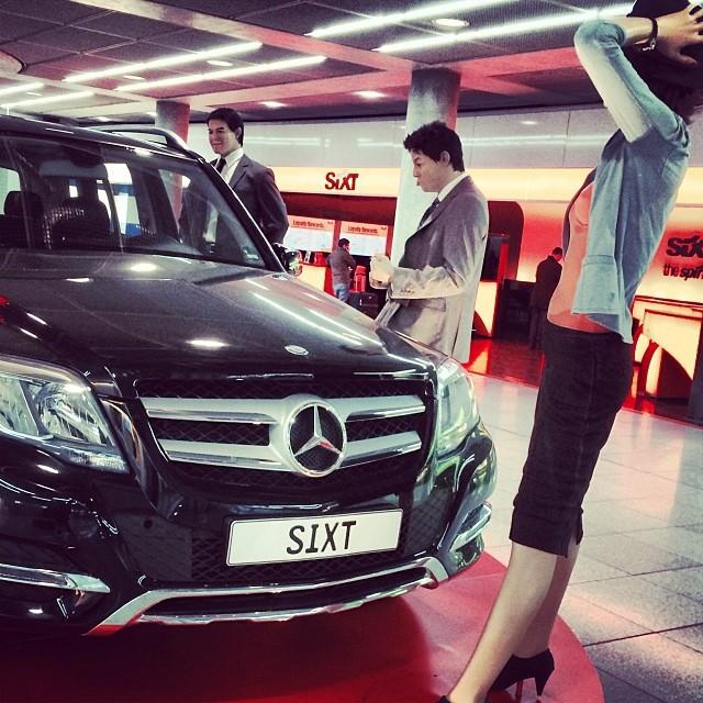 Sixt Car Rental Age Limt