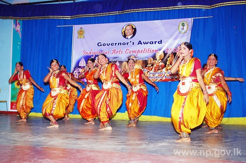 District level Indigenous Arts Competition commenced in Kilinochchi – 10 April 2014