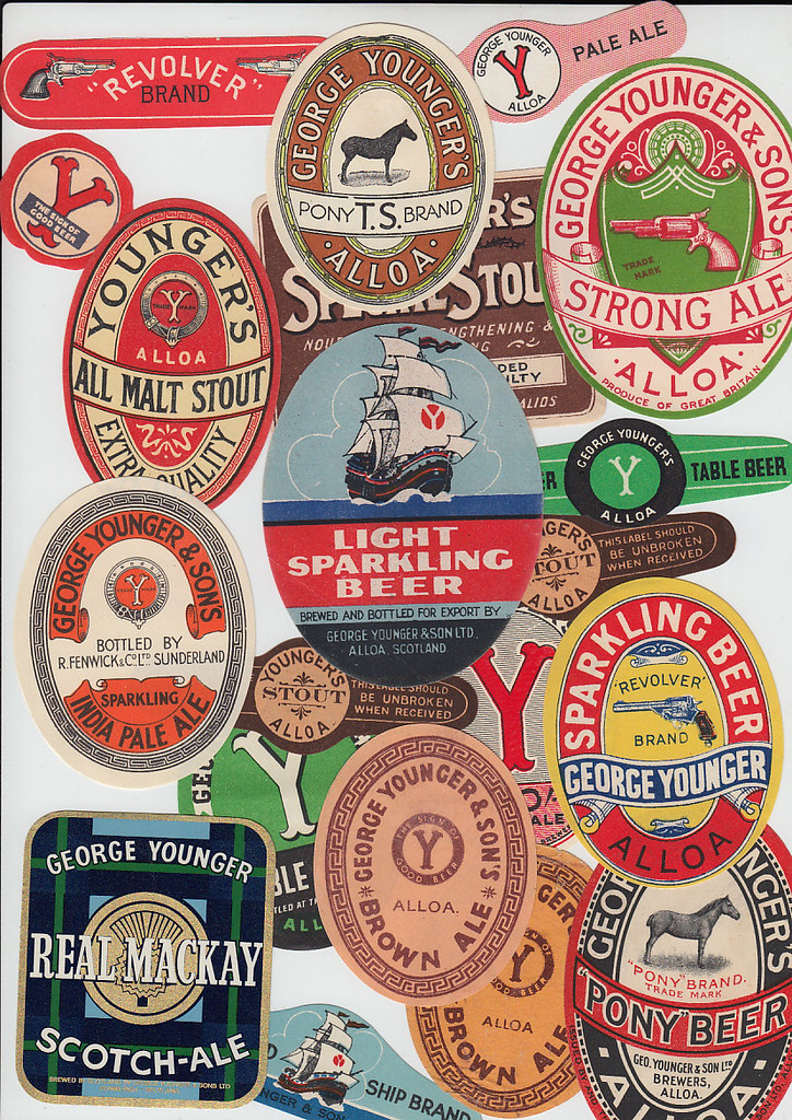 george-younger-labels