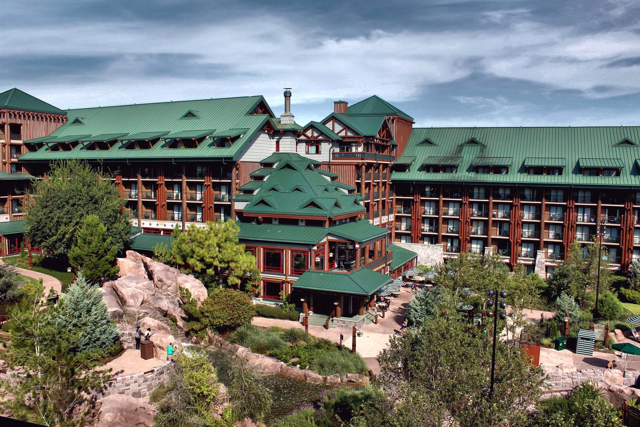 Hoteles Walt Disney World