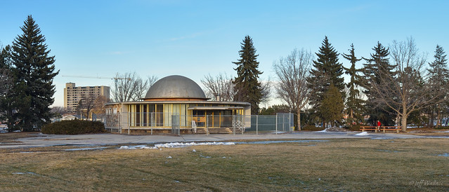Queen Elizabeth II Planetarium, Edmonton, Alberta