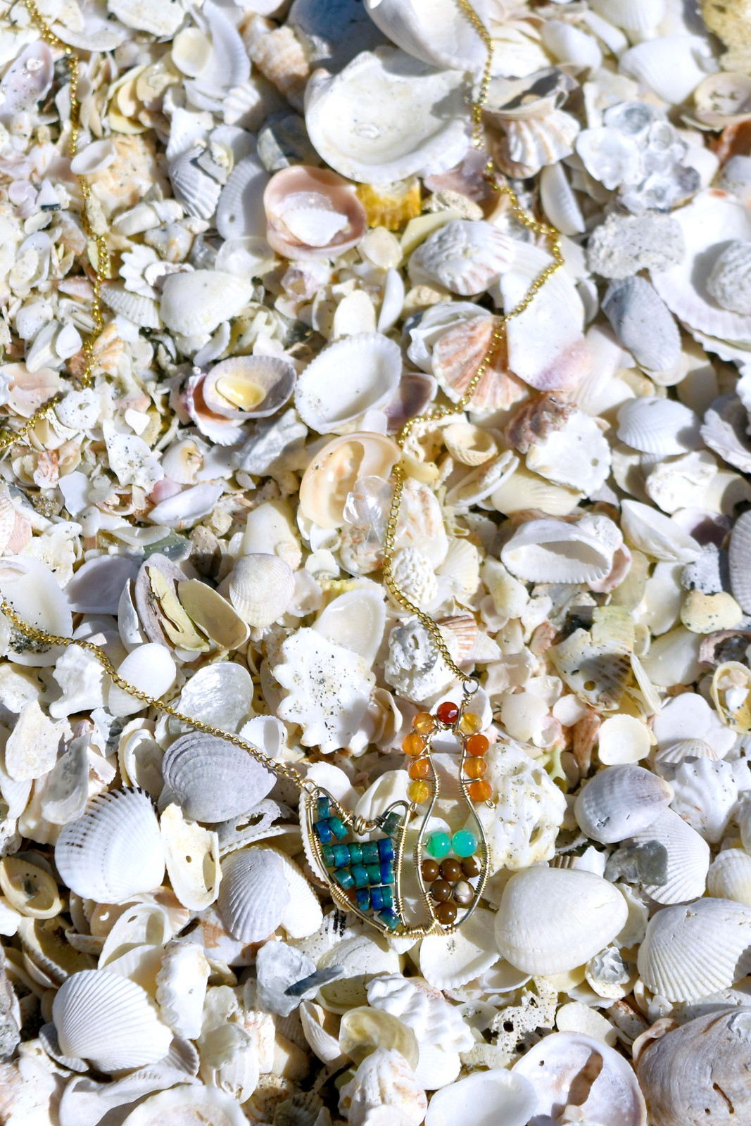 Lexi Jewelry mermaid necklace