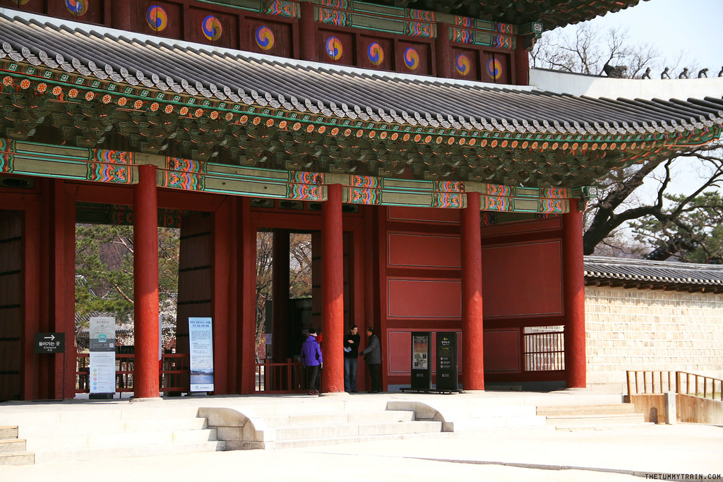33146513740 7285af469f b - Seoul-ful Spring 2016: Greeting the first blooms at Changdeokgung Palace