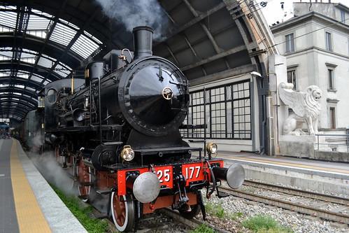 Milano - Treno storico