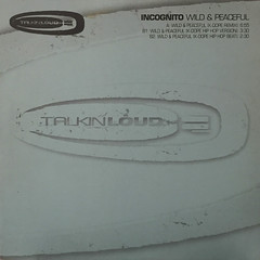 INCOGNITO:WILD & PEACEFUL(K-DOPE MIXES)(JACKET A)