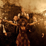 Molotov Jukebox at Knockengorroch World Ceilidh Festival