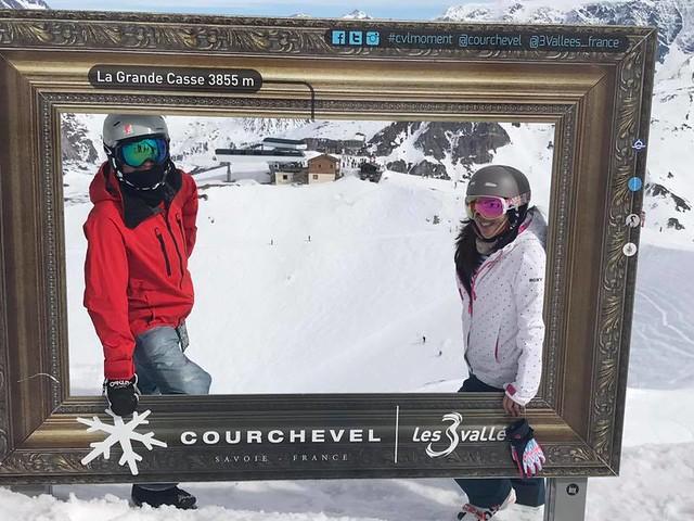【法國Les 3 Villeges滑雪】Jean Sulpice海拔最高的米其林二星餐廳