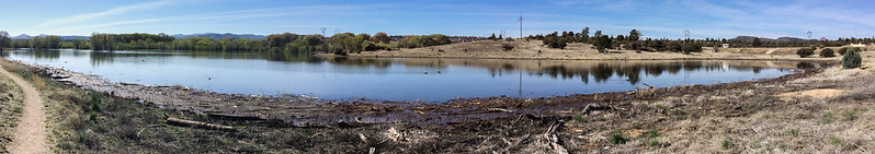 Willow Lake Pano
