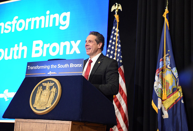 Governor Cuomo Announces $1.8 Billion Project to Transform South Bronx