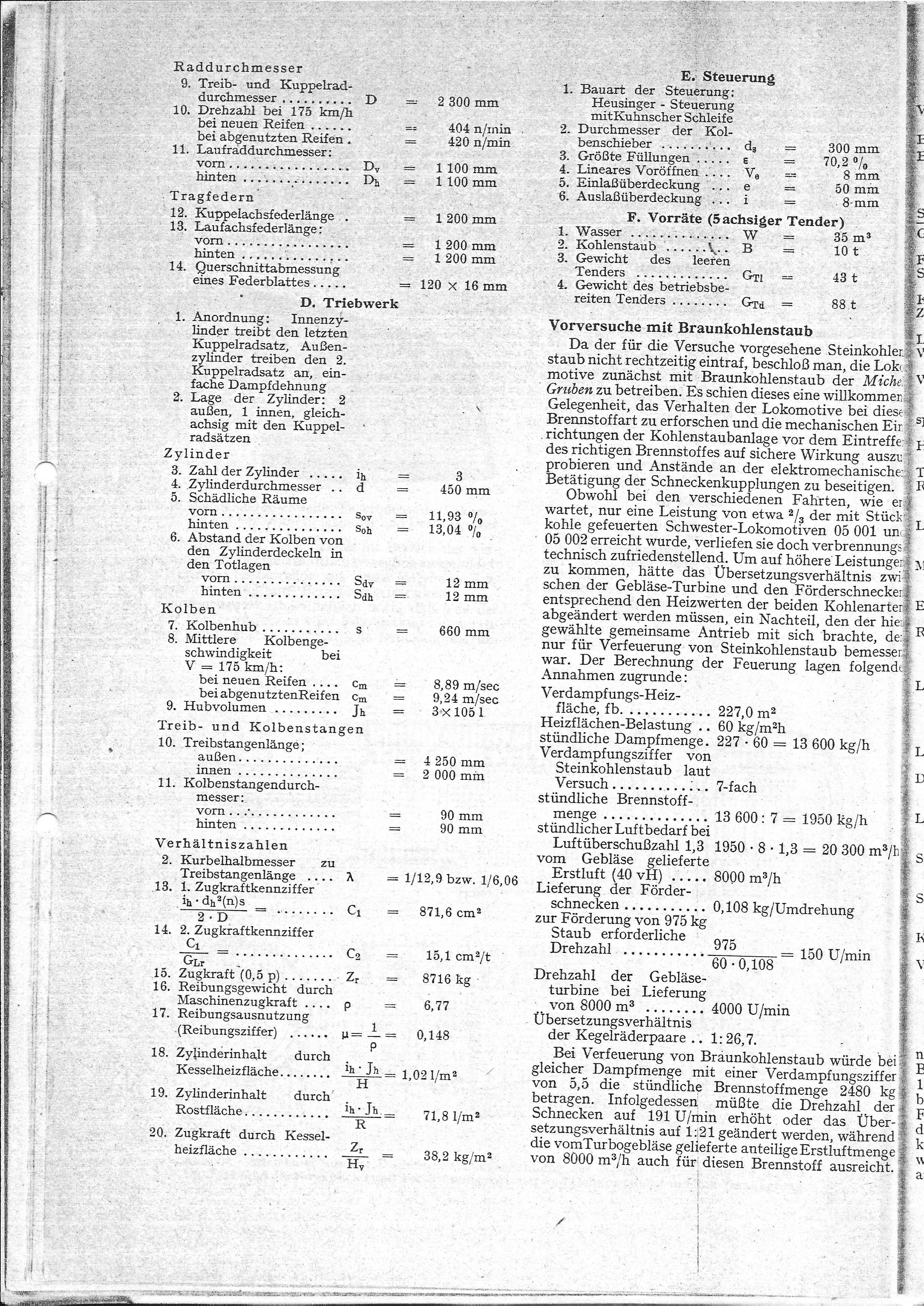 Drehscheibe Online Foren :: 04 - Historische Bahn :: Dampfloktechnik ...