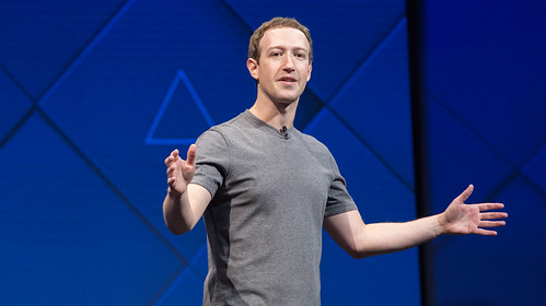Facebook F8 2017 San Jose Mark Zuckerberg | by Anthony Quintano