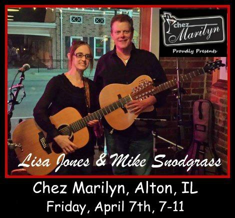 Lisa Jones & Mike Snodgrass 4-7-17