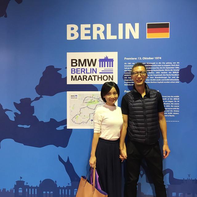 【柏林馬拉松】熱鬧有趣的柏林馬拉松展會Expo Berlin Vital