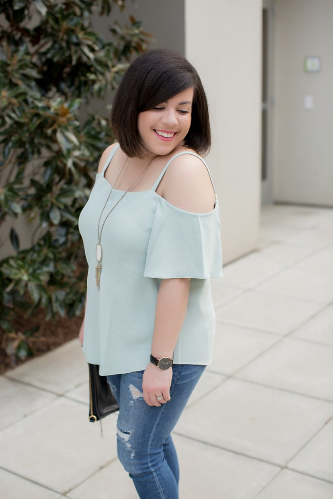 Mint Top-@headtotoechic-Head to Toe Chic