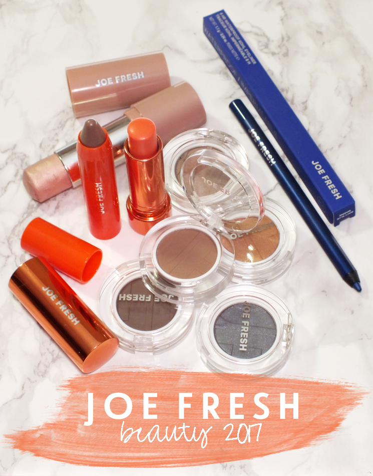 joe fresh beauty spring 2017