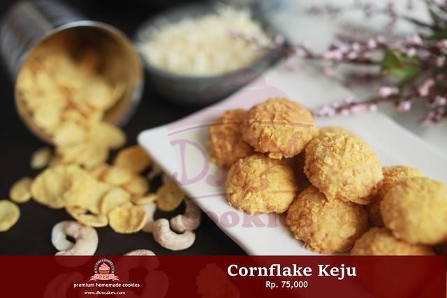 Cornflake Keju DKM COOKIES