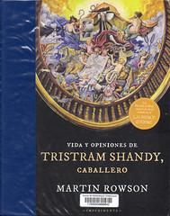 Martin Rowson, Tristram Shandy