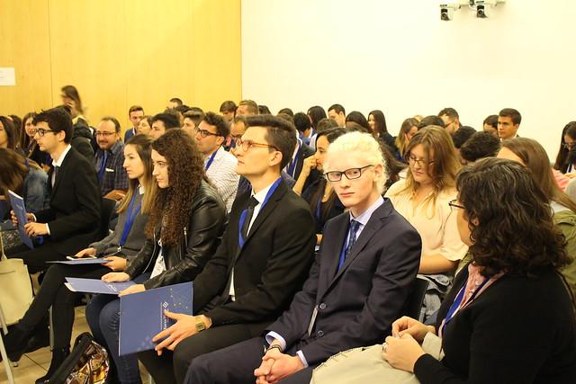 Lliga de Debat Universitària 2017