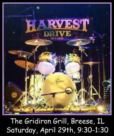 Harvest Drive 4-29-17