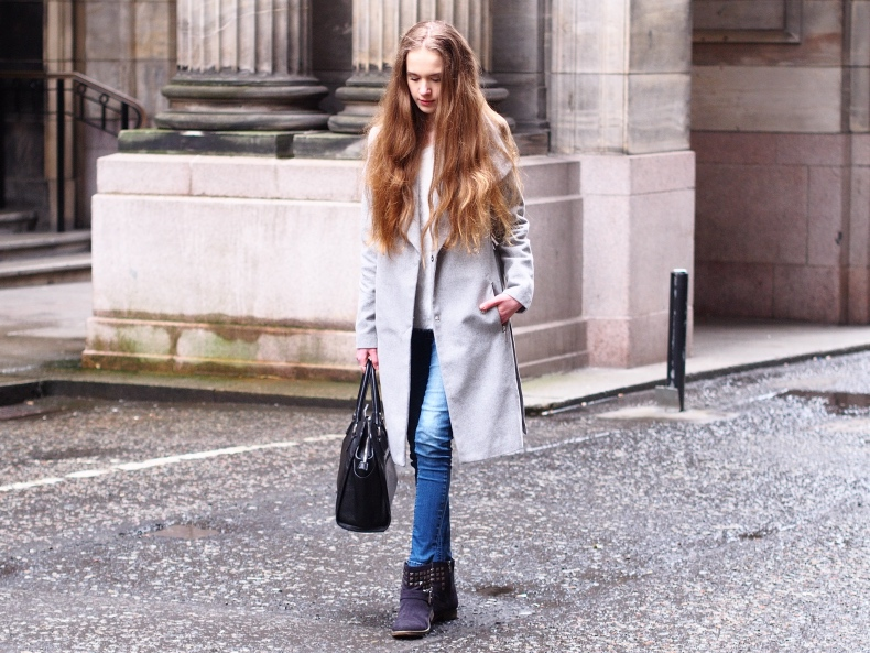 cold spring weather dressing