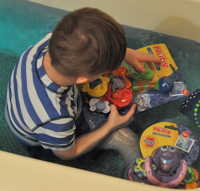Nuby Bath Toys