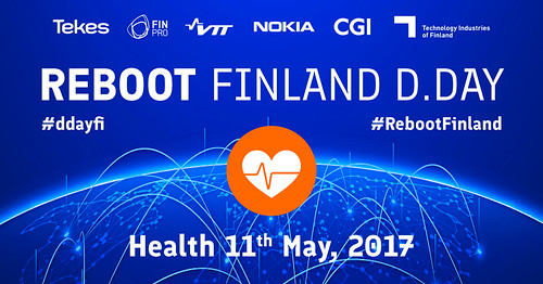 D.Day for Wellbeing and Health Industries May 11th 2017