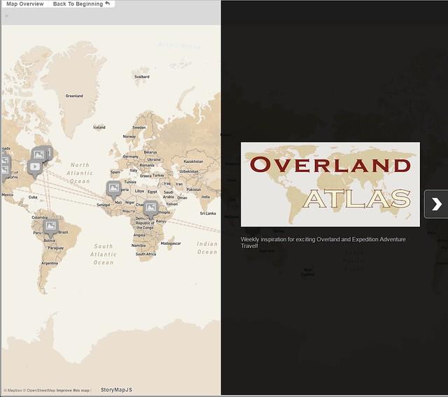 Overland Atlas