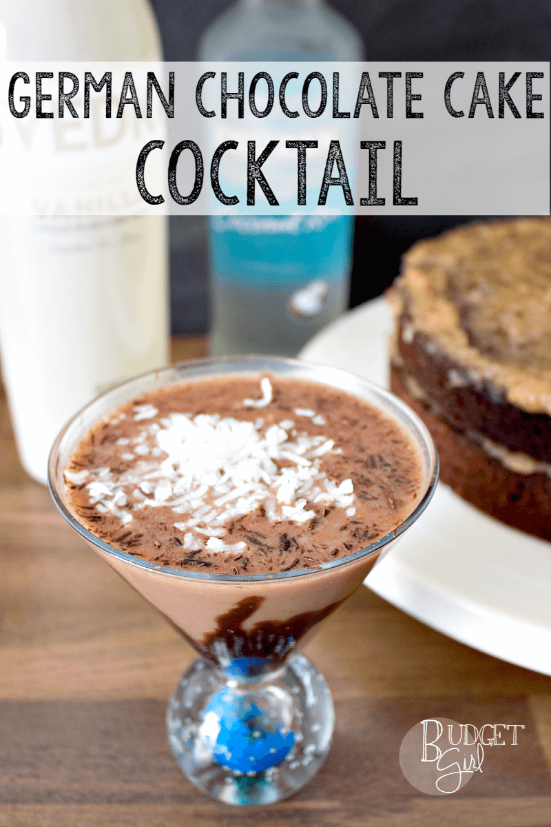 chocolate cake cocktail german chocolate cake dessert martini tastefully eclectic 2817