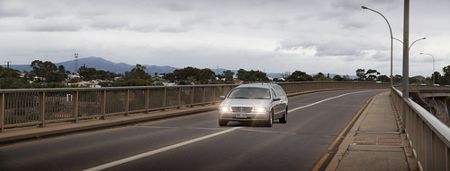 Speed limit to stay on Joy Baluch AM Bridge