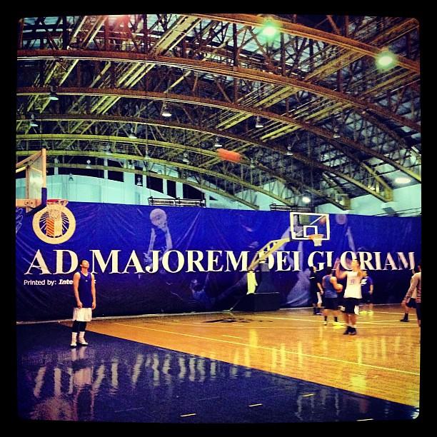 Blue Eagle Basketball