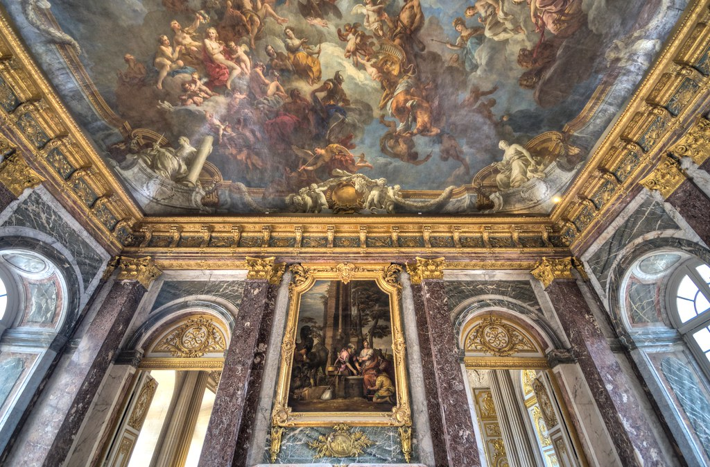 Week 27 Ch 226 Teau De Versailles Virtual Tour The