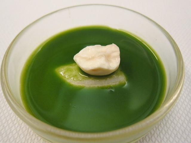 Cr me fig e poire jus d herbes aromatiques flickr - Herbe aromatique cuisine ...