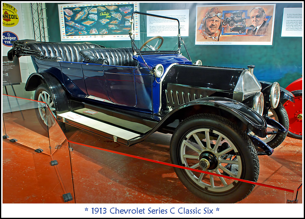 Oldest Running Chevy In Existence Visit To The Sloan Museu Flickr