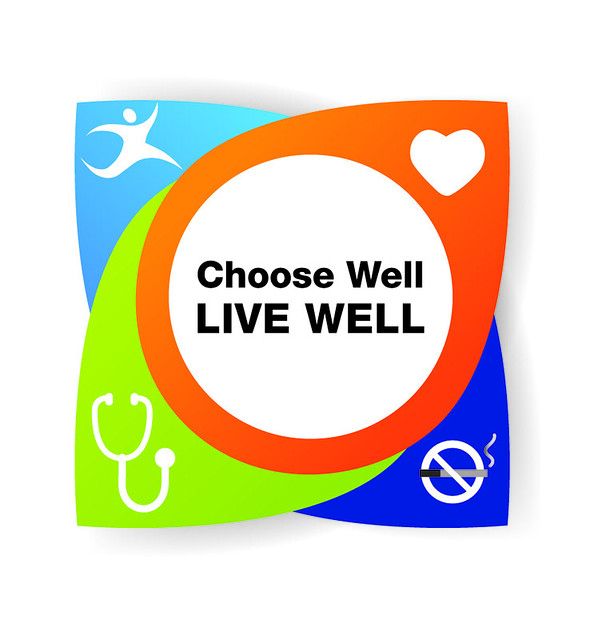 Best 28 - Choose Well Live Well Logo
