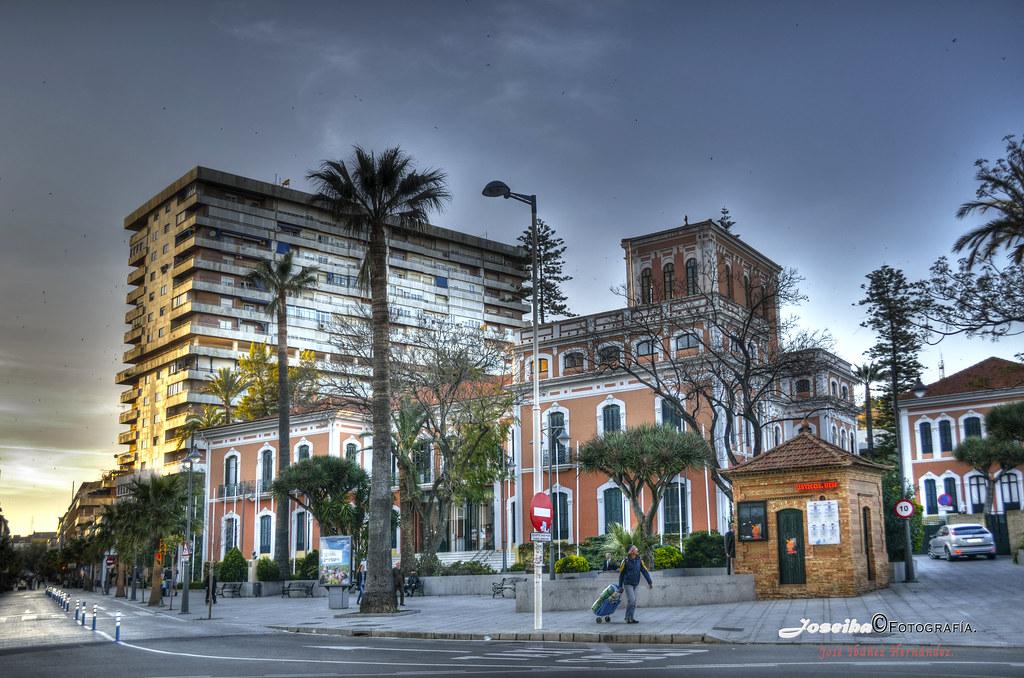 Ii paseando por huelva 1 casa col n en la plaza del punto flickr - Casa colon huelva ...