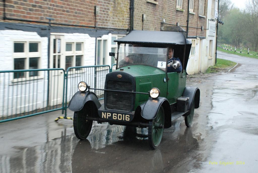 Amberley Museum Car Park