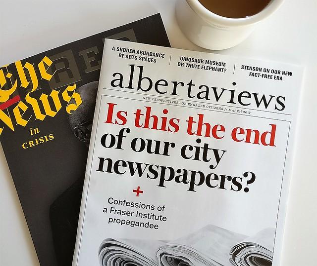 February 2017 Journalism Magazines
