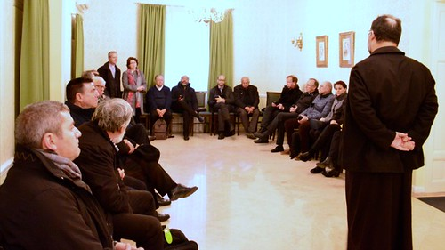 Intalnire cu directorii Operelor Pontificale Misionare