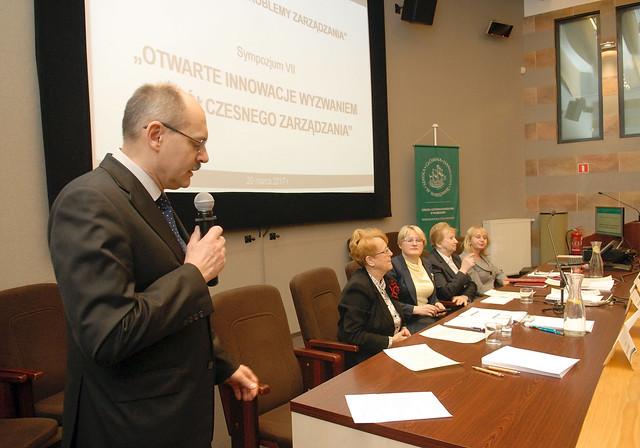 VII Sympozjum naukowe Instytutu Zarządzania SGH