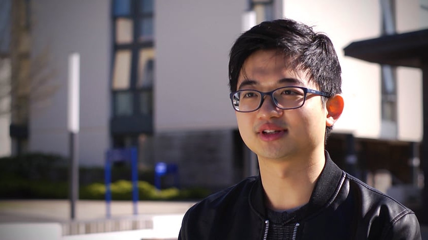 Students from China discuss their experiences of studying at Bath