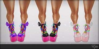 *Epic* 8-Bit.Heart Platform.Sneakers! {Promo Card} Ad [Large] Still on sale! ❤ | by Jade Winthorpe ღDeath.Chanღ