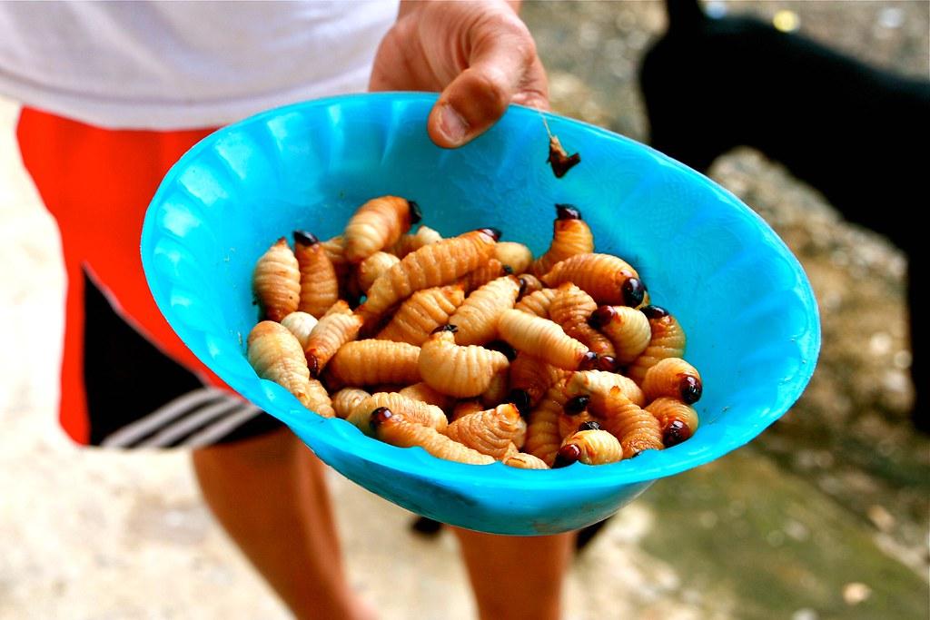 ruoka malesia
