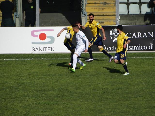 Modena - Santarcangelo 1-0