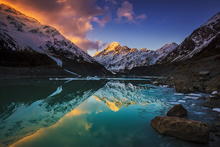 Mt Cook | by robjdickinson
