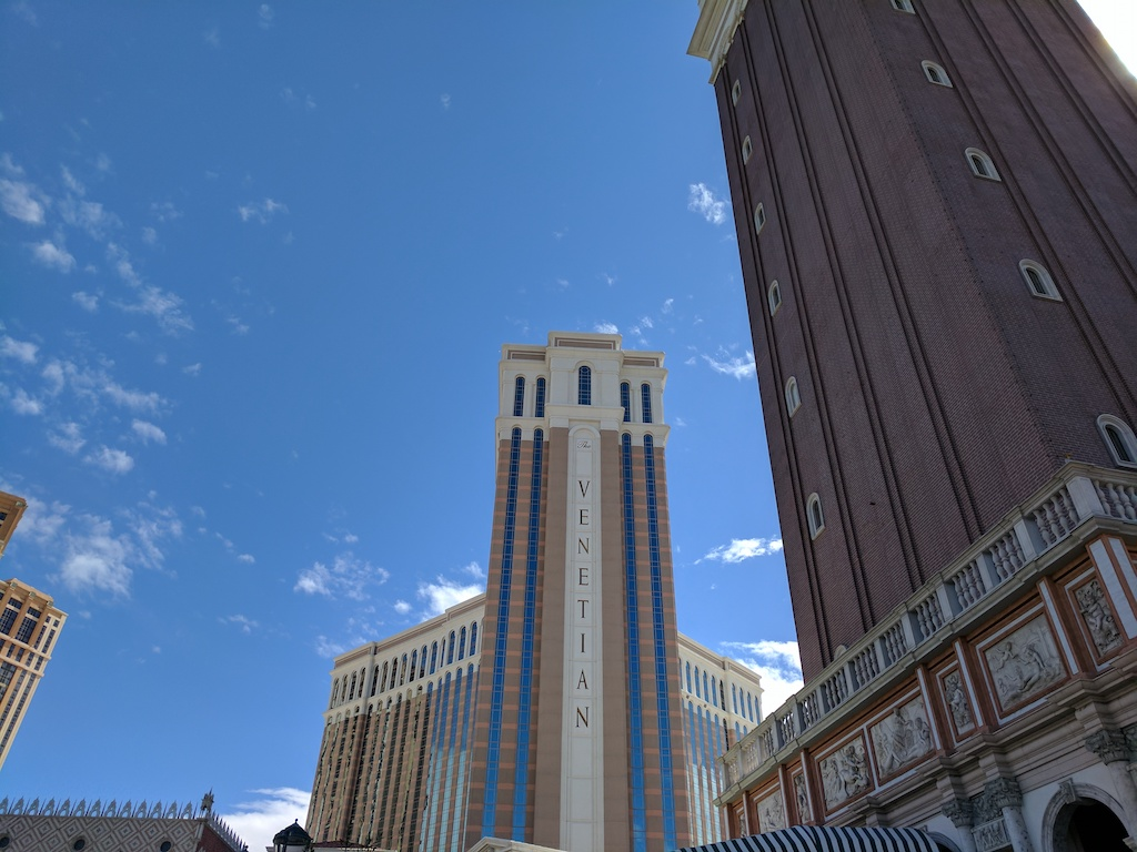 Venetian Hotel and Casino Review, Las Vegas Strip