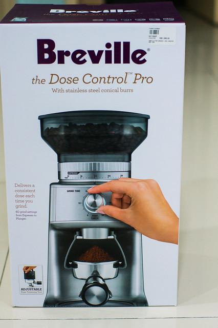 Breville The Dose Control Pro
